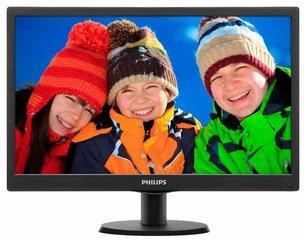 Monitoren en displays