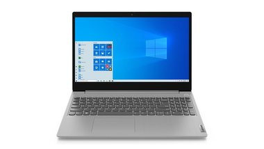 Lenovo IdeaPad 3 15.6 F-HD / i3-1005G1 / 8GB / 256GB / W10S