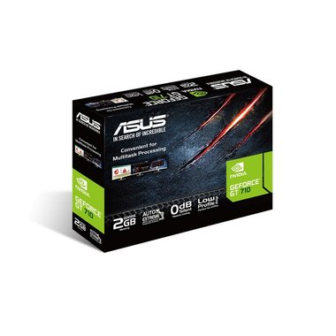 ASUS GT710-SL-2GD5-BRK NVIDIA GeForce GT 710 2 GB GDDR5