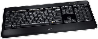 Logitech Wireless Illuminated K800 Keyboard US Layout RFB