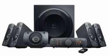 Logitech Z906 surround speaker