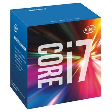 Intel Core i7-6700K processor 4 GHz 8 MB Smart Cache Box