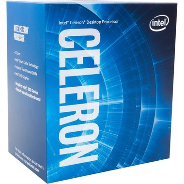 Intel Celeron G4900 processor 3,1 GHz 2 MB Smart Cache Box