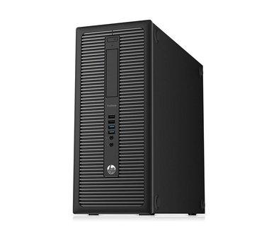 HP ProDesk 600 G1 SFF Pent. G3220 / 4GB / 240GB SSD+500GB / W10 / RFS