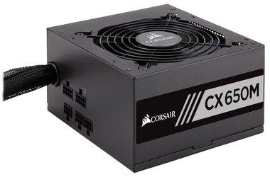 Corsair CX650M power supply unit 650 W ATX Zwart