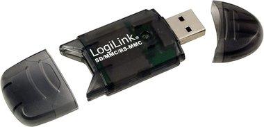 Logilink external cardreader USB