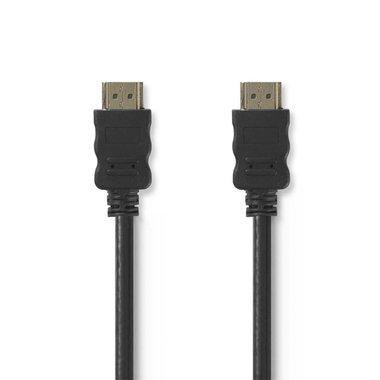 Nedis CVGT34000BK30 HDMI kabel Zwart