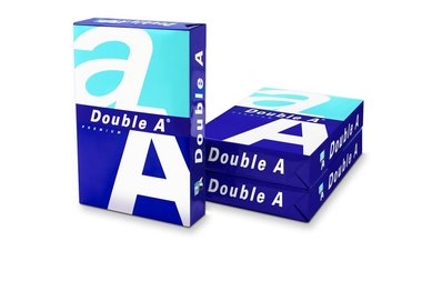 Double A Paper D1022 A4 (210×297 mm) 5-Pack