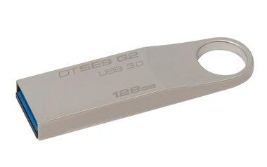 Kingston Technology DataTraveler SE9 G2 128GB USB flash drive USB Type-A 3.2 Gen 1 (3.1 Gen 1) Zilver