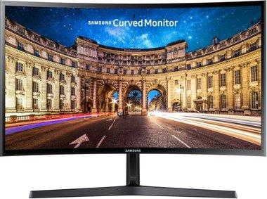 Samsung 24nch CURVED / VA / HDMI / BLACK