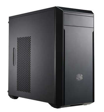 Cooler Master MasterBox Lite 3 Mini Tower Zwart