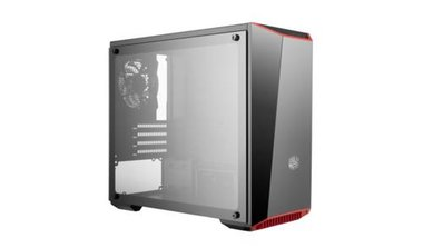 Cooler Master MasterBox Lite 3.1 TG Mini Tower Zwart