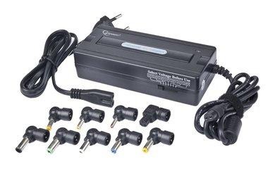 Gembird NPA-AC1-GS netvoeding & inverter Binnen 90 W Zwart