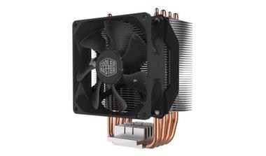 Cooler Master Hyper H412R Processor Koeler 9,2 cm Zwart