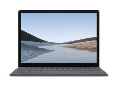 Microsoft Surface Laptop 3 Notebook Platina 34,3 cm (13.5