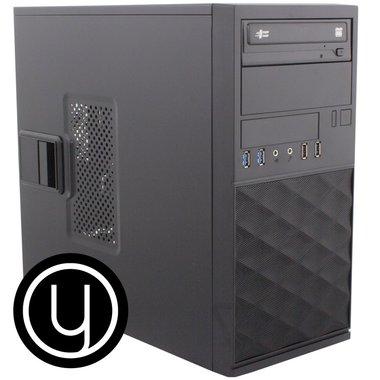 YOURS BLACK /INTEL I7 10th /16GB / 2TB + 480GB SSD/ HDMI /W10