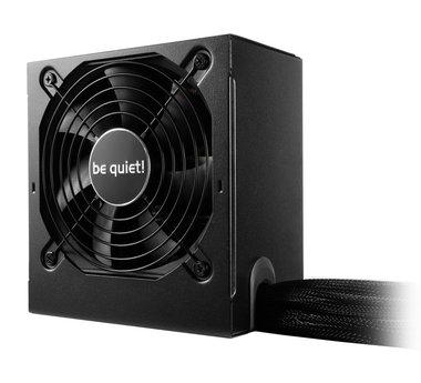 be quiet! System Power 9 power supply unit 600 W 20+4 pin ATX ATX Zwart