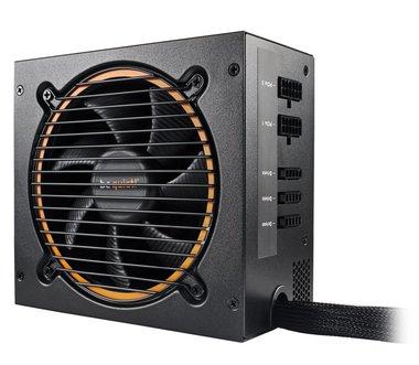 be quiet! Pure Power 11 400W CM power supply unit 20+4 pin ATX ATX Zwart
