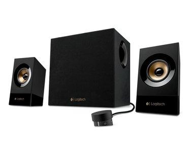 Logitech Z533-speakersysteem met subwoofer