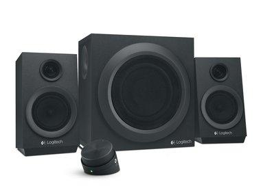 Logitech Z333-speakersysteem met subwoofer