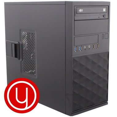 YOURS RED / INTEL I5 10th / 8GB / 2TB + 240GB  / HDMI / W10