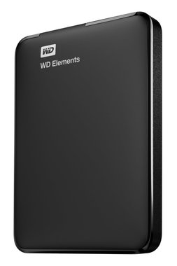 Western Digital Elements Portable externe harde schijf 4000 GB Zwart