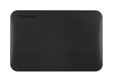 HDD ext. Toshiba Ready 1TB / USB3.2 / 2.5Inch / Black / RETURNED