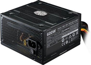 Cooler Master Elite V3 power supply unit 600 W 20+4 pin ATX ATX Zwart