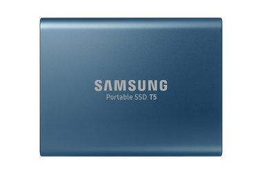 Samsung T5 500 GB Blauw