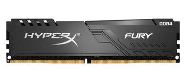 HyperX FURY HX430C16FB4/16 geheugenmodule 16 GB 1 x 16 GB DDR4 3000 MHz