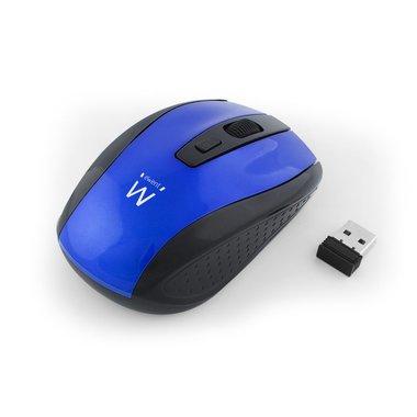 Ewent Wireless mouse blue 1000/1200/1600dpi / BLUE