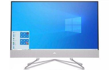 HP AIO 23.8 F-HD / Ryzen 3-4300U / 8GB / 256GB + 1TB / W10P