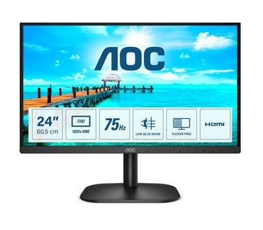 AOC B2 24B2XHM2 computer monitor 60,5 cm (23.8
